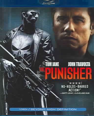 PUNISHER BY JANE,TOM (Blu-Ray)