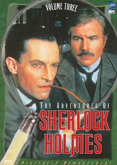 ADVENTURES OF SHERLOCK HOLMES VOL. 3 BY SHERLOCK HOLMES (DVD)